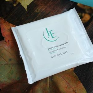 2for49🛍jean d'estrees cleansing towelettes
